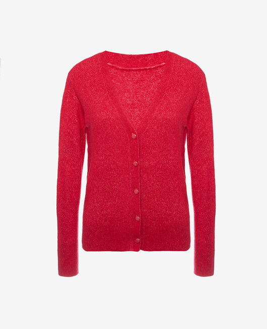 Cardigan manches longues Rose swing Sweet
