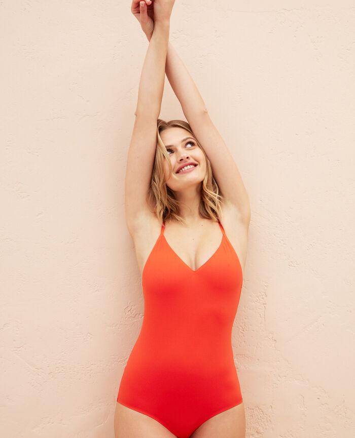 Swimsuit Blood orange Tiwizi