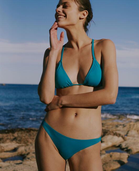 Tanga de bain Vert aquatique Twist