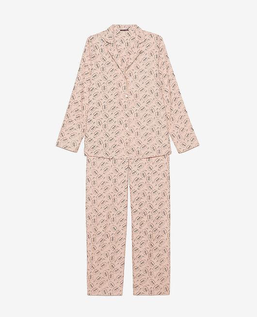 Set pyjama Chêne beige poudre Dodo