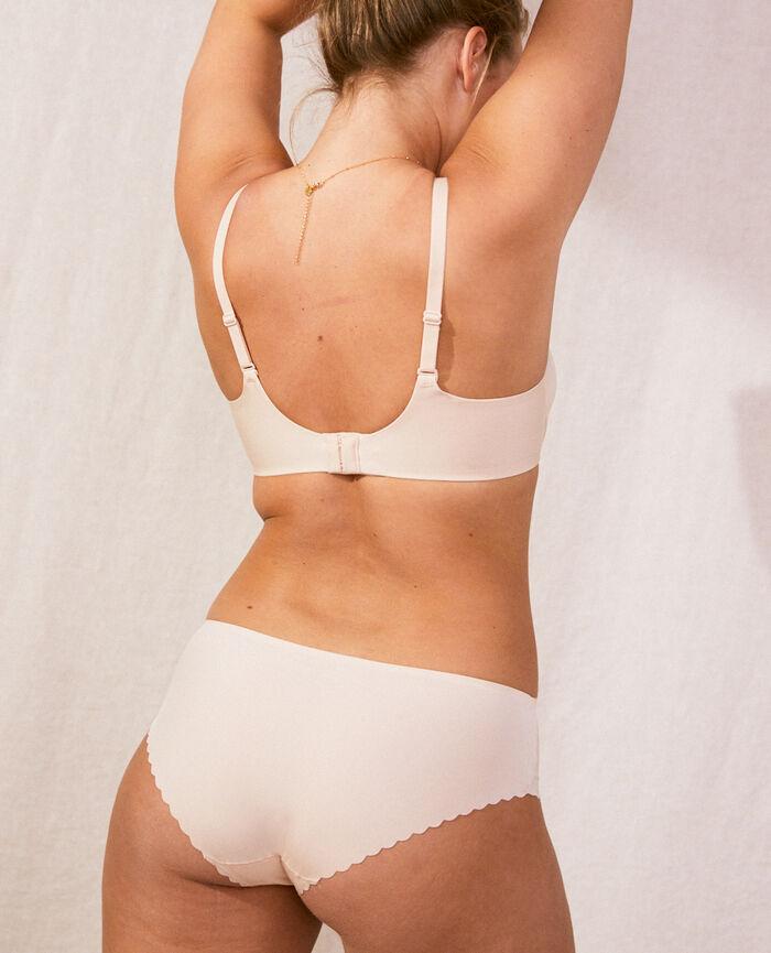 Soutien-gorge avec armatures Blanc rosé Secret