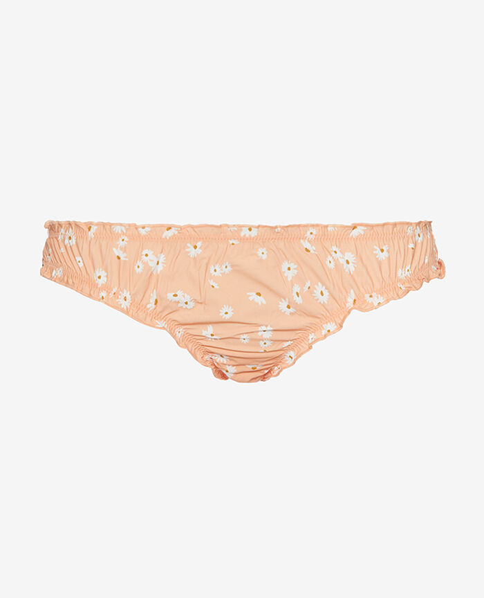Culotte fantaisie Paquerette rose abricot Take away