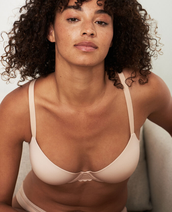 Contour push-up bra Powder Secret