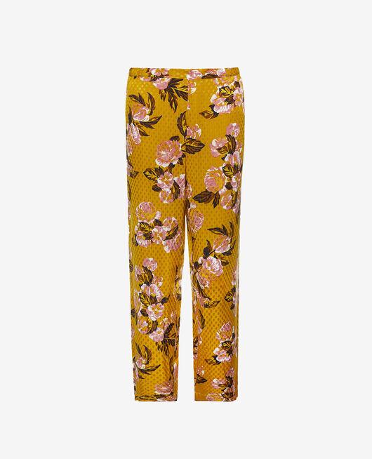 Trousers Boudoir yellow Boudoir