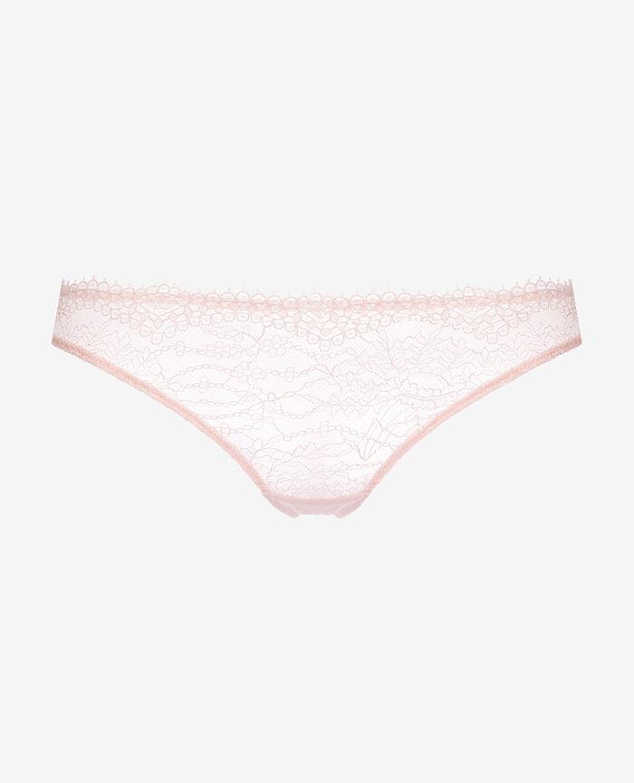 Hipster briefs Pink Chantilly