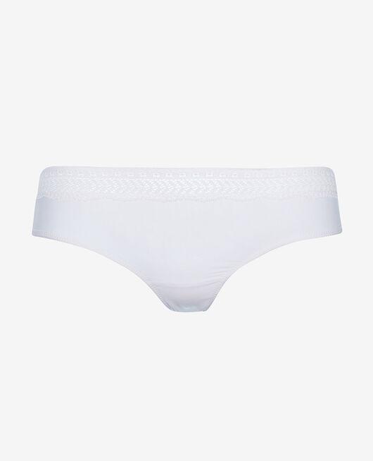 Shorts White Duo