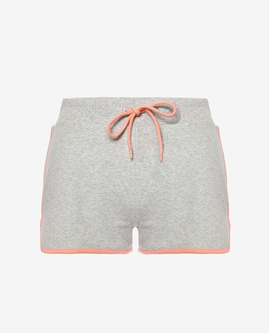 Sport shorts Flecked grey Yoga