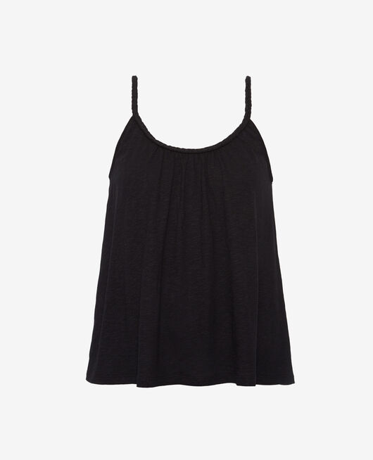 Vest top Black Argan