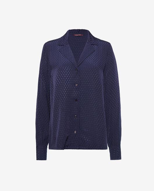 Pyjama jacket Navy Boudoir
