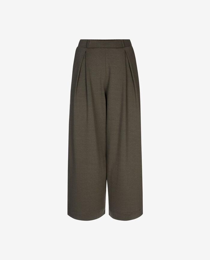 Gaucho pants Army green Neptune