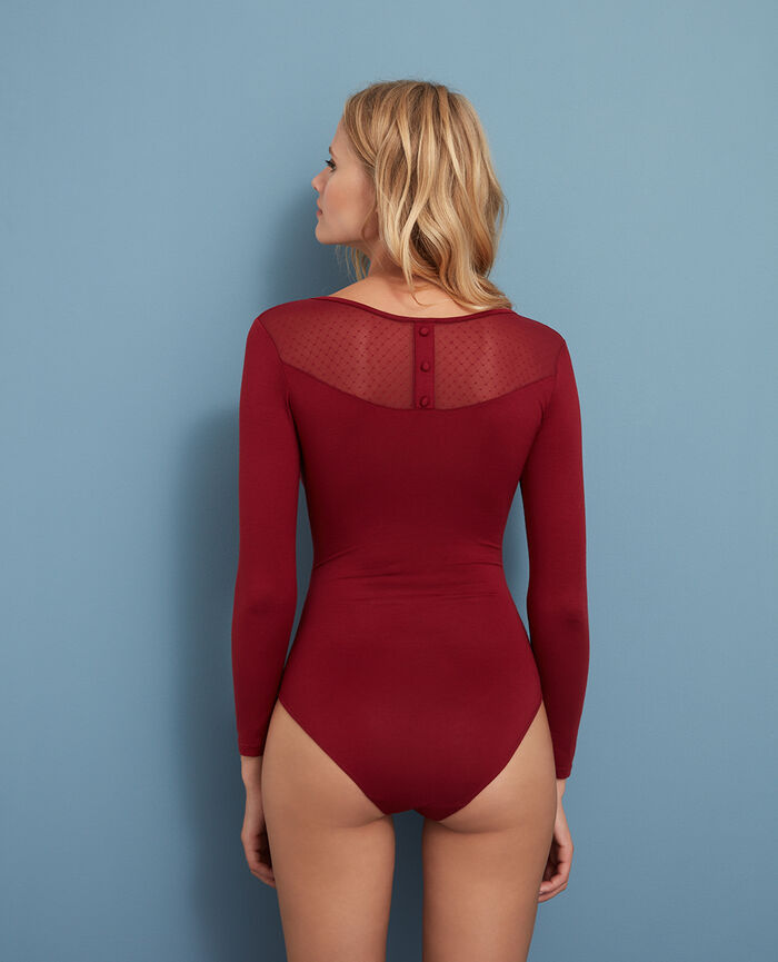 Body Leather red Innerwear