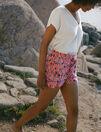 Pyjama shorts Pink forget-me-not Tam tam shaker