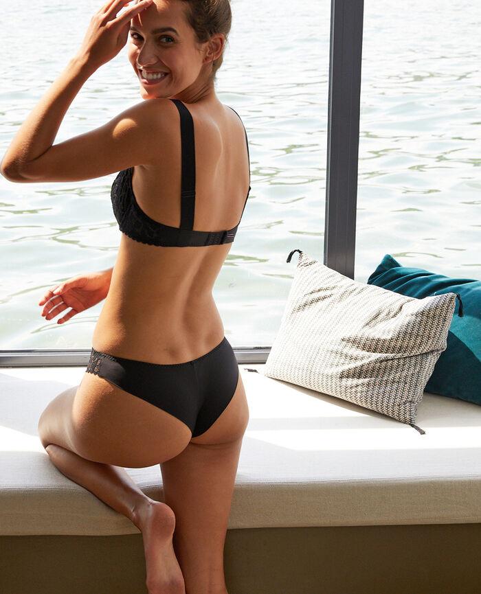 Culotte Noir Oisive