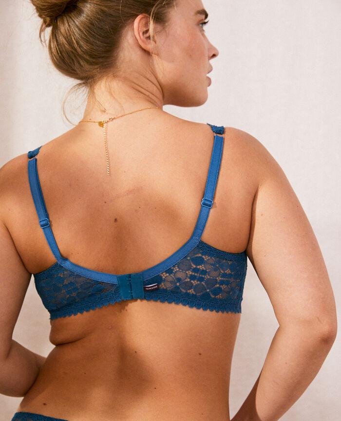 Soft cup bra Sombrero blue Josephine