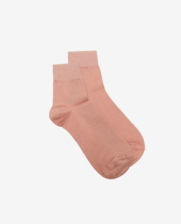 Socks Vintage pink Glow