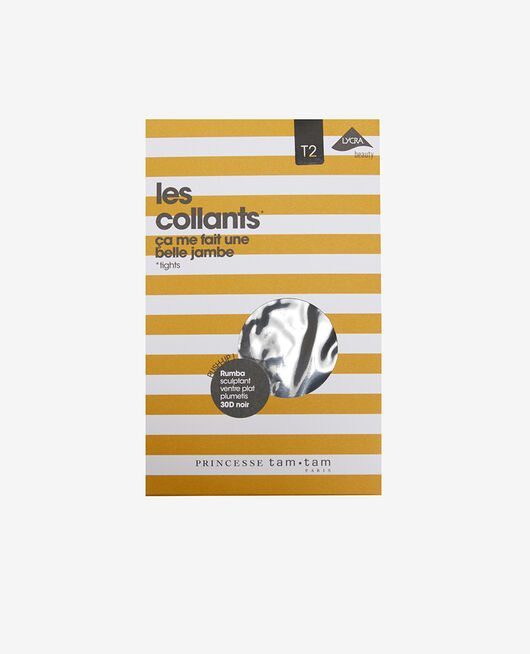 Collants Noir Rumba