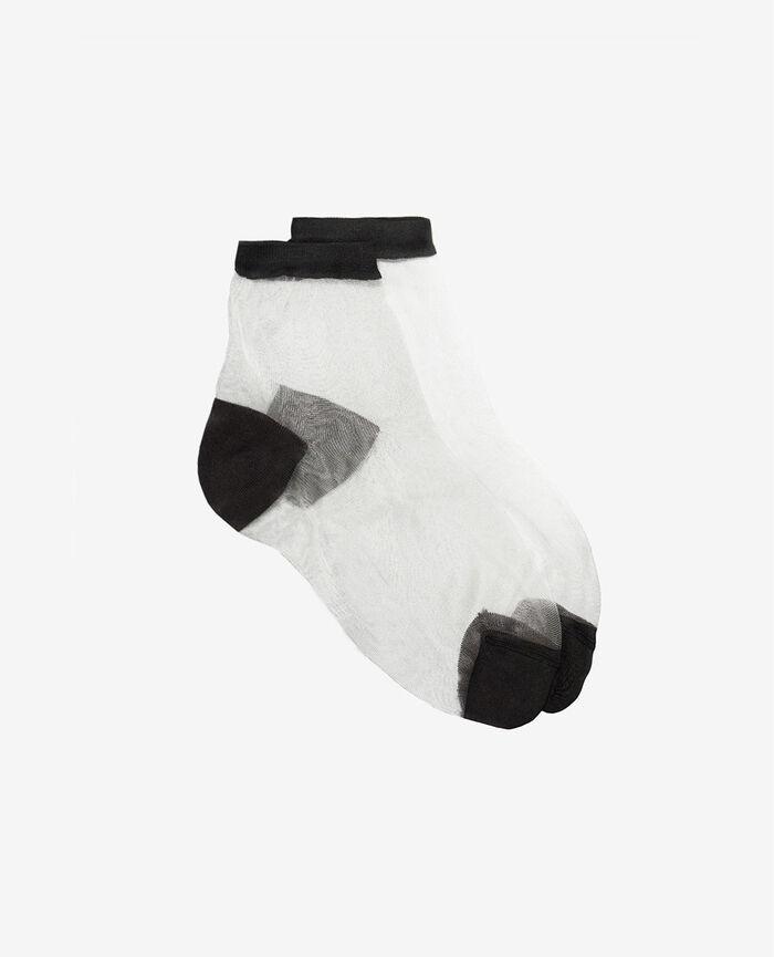 Chaussettes Noir Danseuse