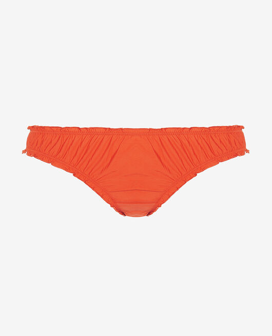 Culotte froufrou Orange mandarine Take away