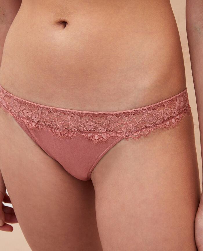 High-cut briefs Dune pink Habibi