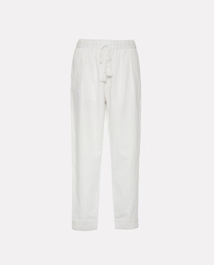 Pantalon Ivoire Medina