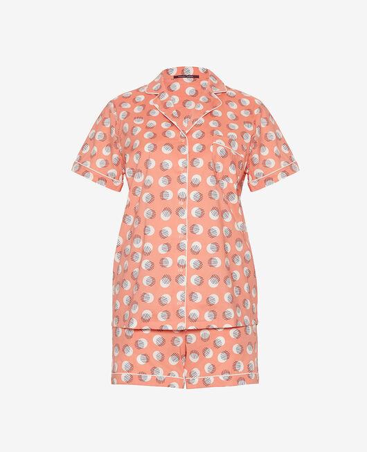 Set pyjama Pois rose poupée Tutti frutti