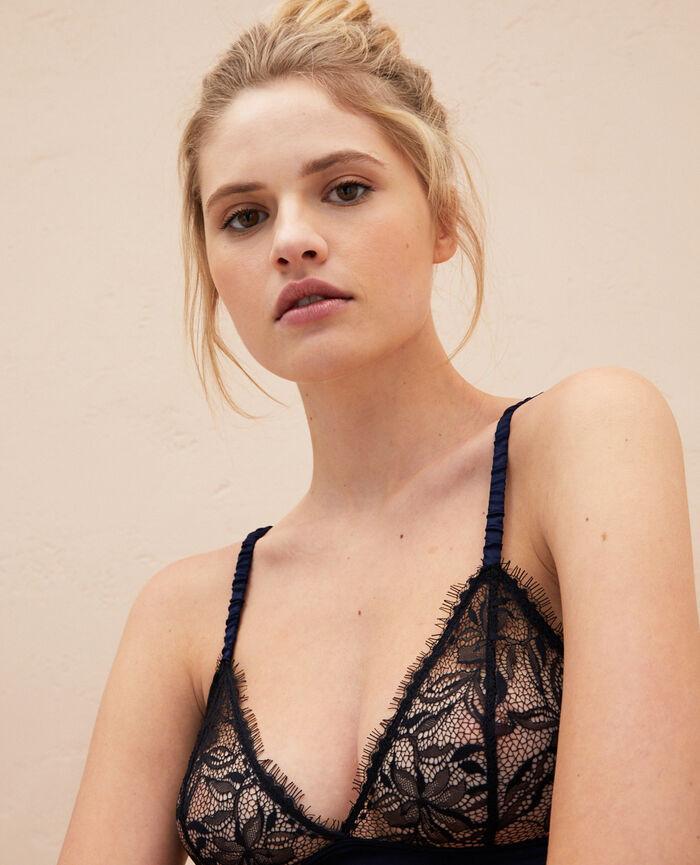 Soft cup bra Black Epice