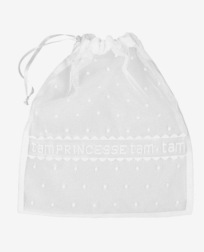 Washing pouch White Lavage