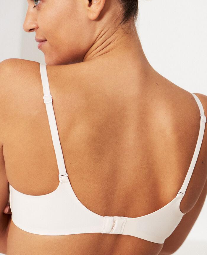 Underwired bra Rose white Secret