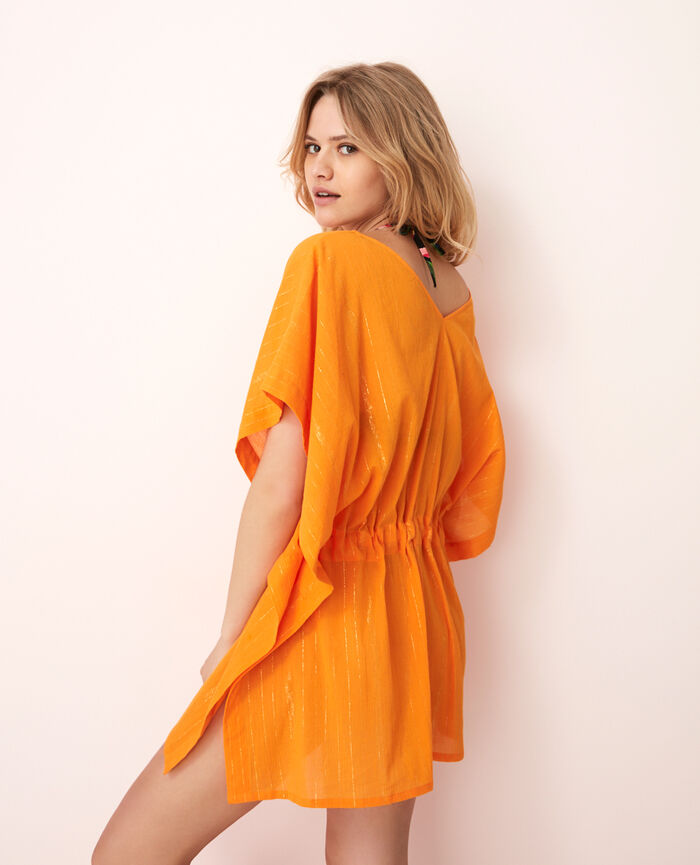 Tunique Orange maya Kara