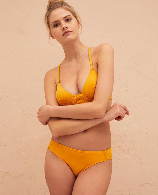 Hipster bikini briefs Sahara yellow Baraka