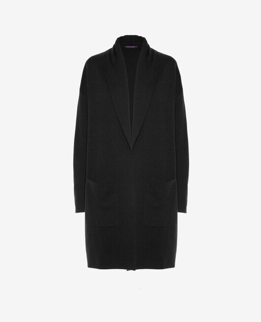 Medium-length jacket Black Inspiration