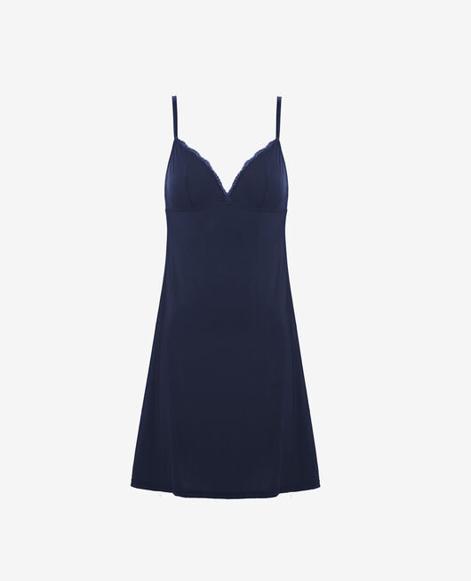 Slip dress Navy Take away