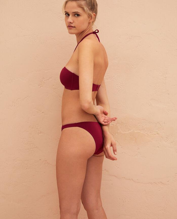 Culotte de bain bikini Violet sultan Impala