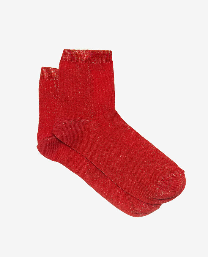Chaussettes Rouge flash Diamond