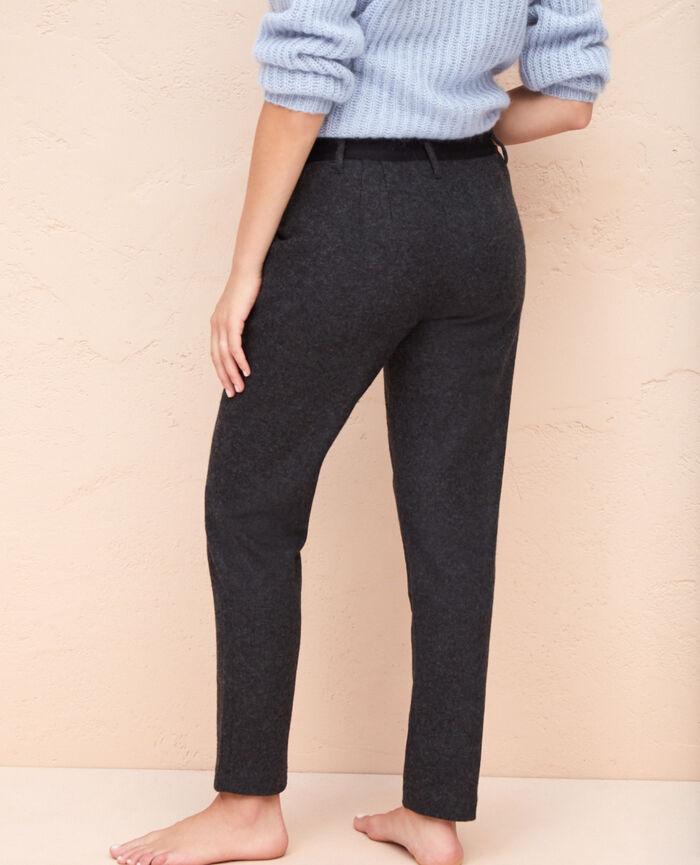 Pantalon Gris chiné Perspective