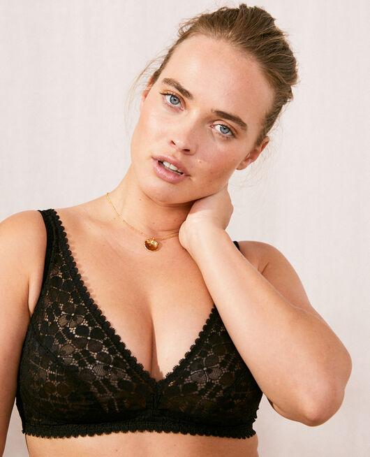 Soft cup bra Black Josephine