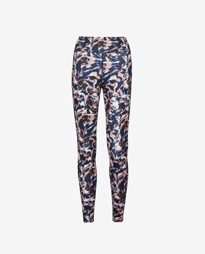 Sports leggings Chabi navy blue Run