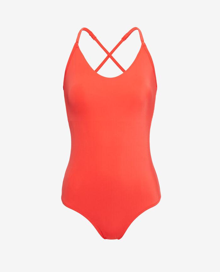 Swimsuit Poppy red Princesse tam.tam x uniqlo
