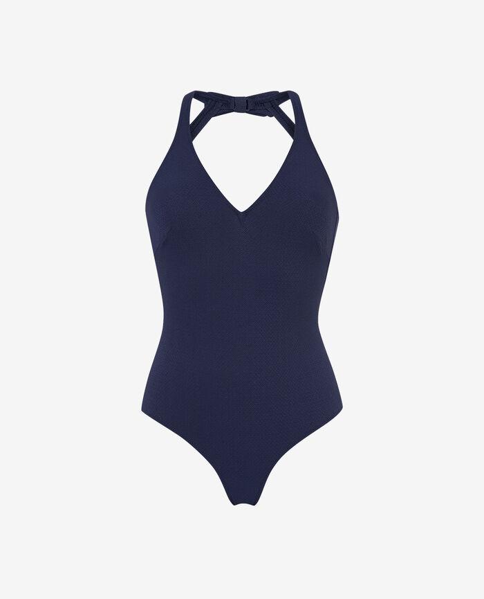 Maillot de bain une pièce Bleu marine April