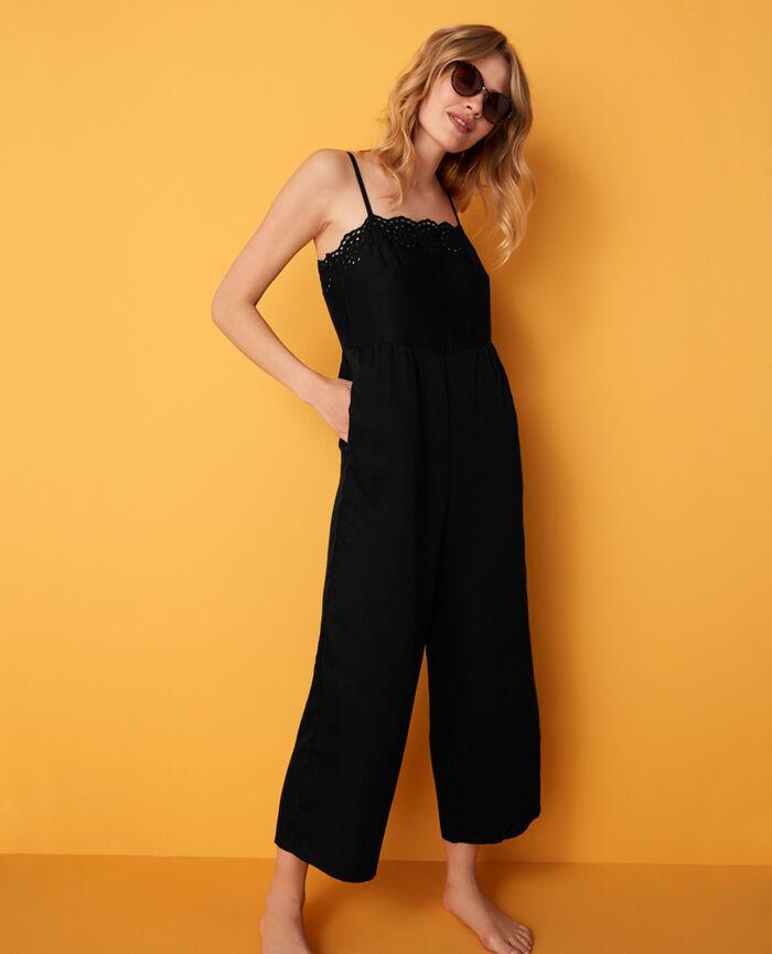 Jumpsuit Black Loulou