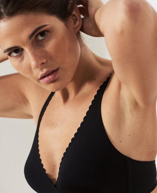 Wireless bra Black Secret