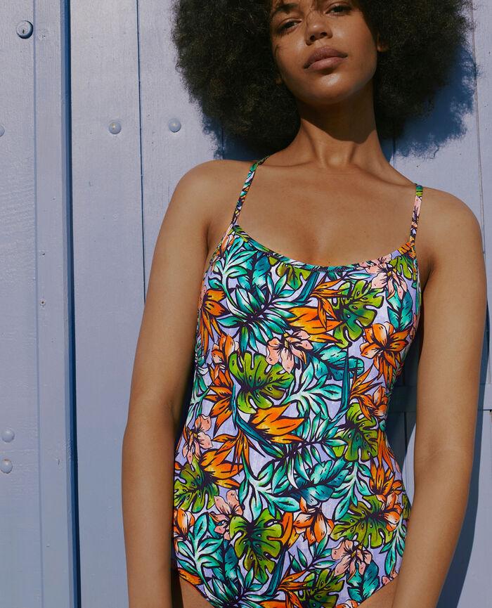 Swimsuit Tropical Twist