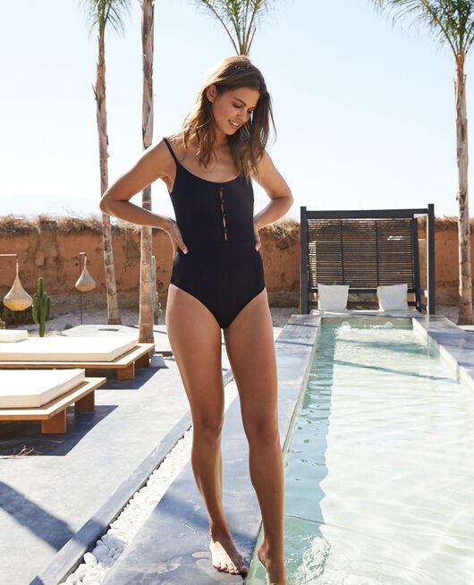 Swimsuit Black Allure