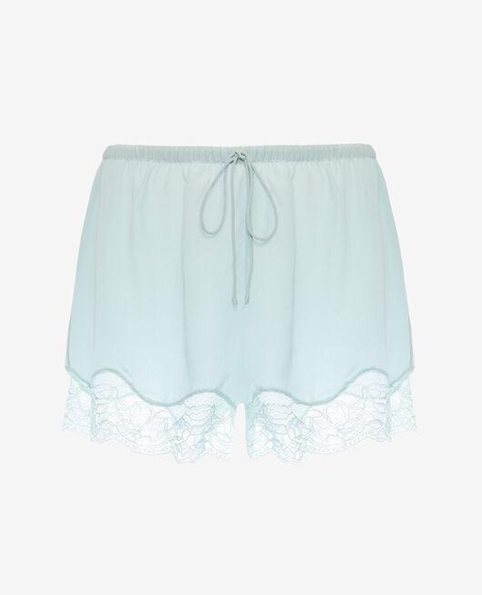 Short de pyjama Vert mosaïque Divine