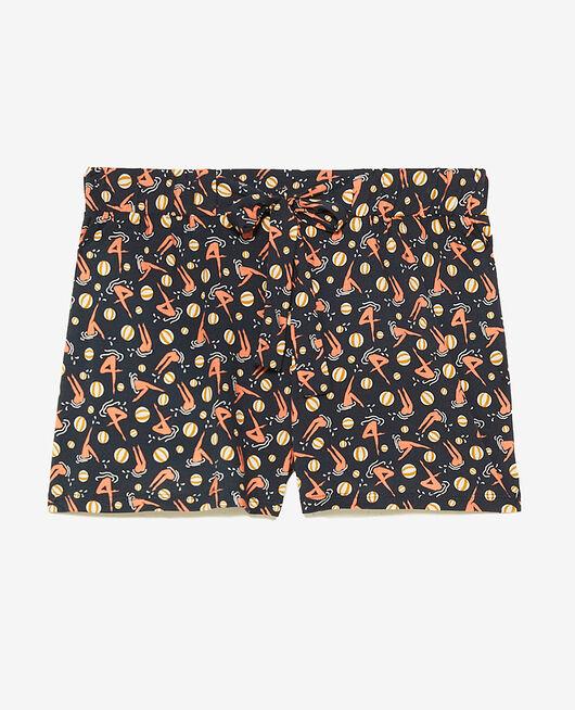 Pyjama shorts Navy blue beach Tamtam shaker