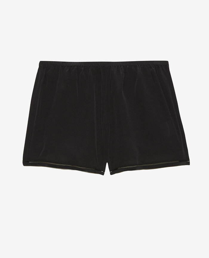 Pyjama shorts Black Caresse