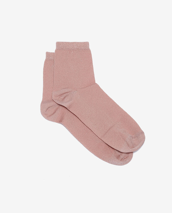 Socks Pink pomegranate Diamond