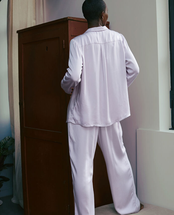 Veste de pyjama Lavande Attitude
