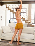 Pyjama shorts Cocktail brown Reverie