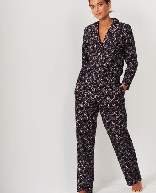 Pyjama set Black oak Dodo